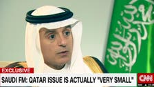 Saudi FM Jubeir: Qatar dispute 'should not occupy people's attention'
