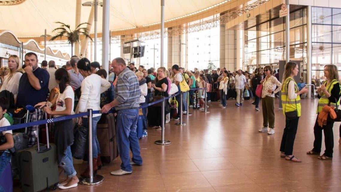 مطار سياحة شرم الشيخ