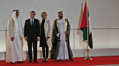 ماكرون: الإمارات من أكبر حلفاء فرنسا في المنطقة