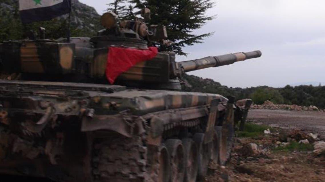 قوات النظام تقترب من البوكمال