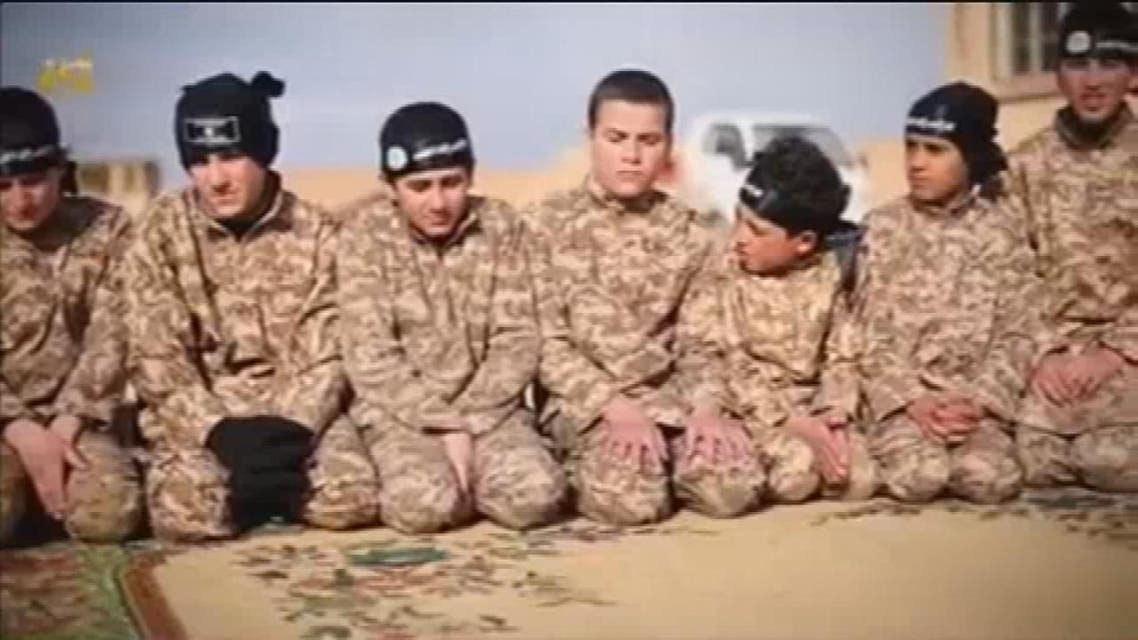 THUMBNAIL_ داعش يرفع وتيرة تجنيد الأطفال بعد خسائره المتتالية