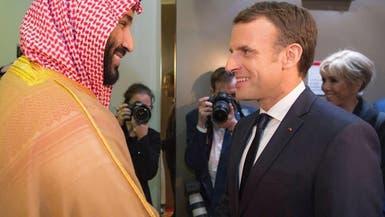 ماكرون يعلن أنه سيلتقي محمد بن سلمان على هامش قمة الـ20