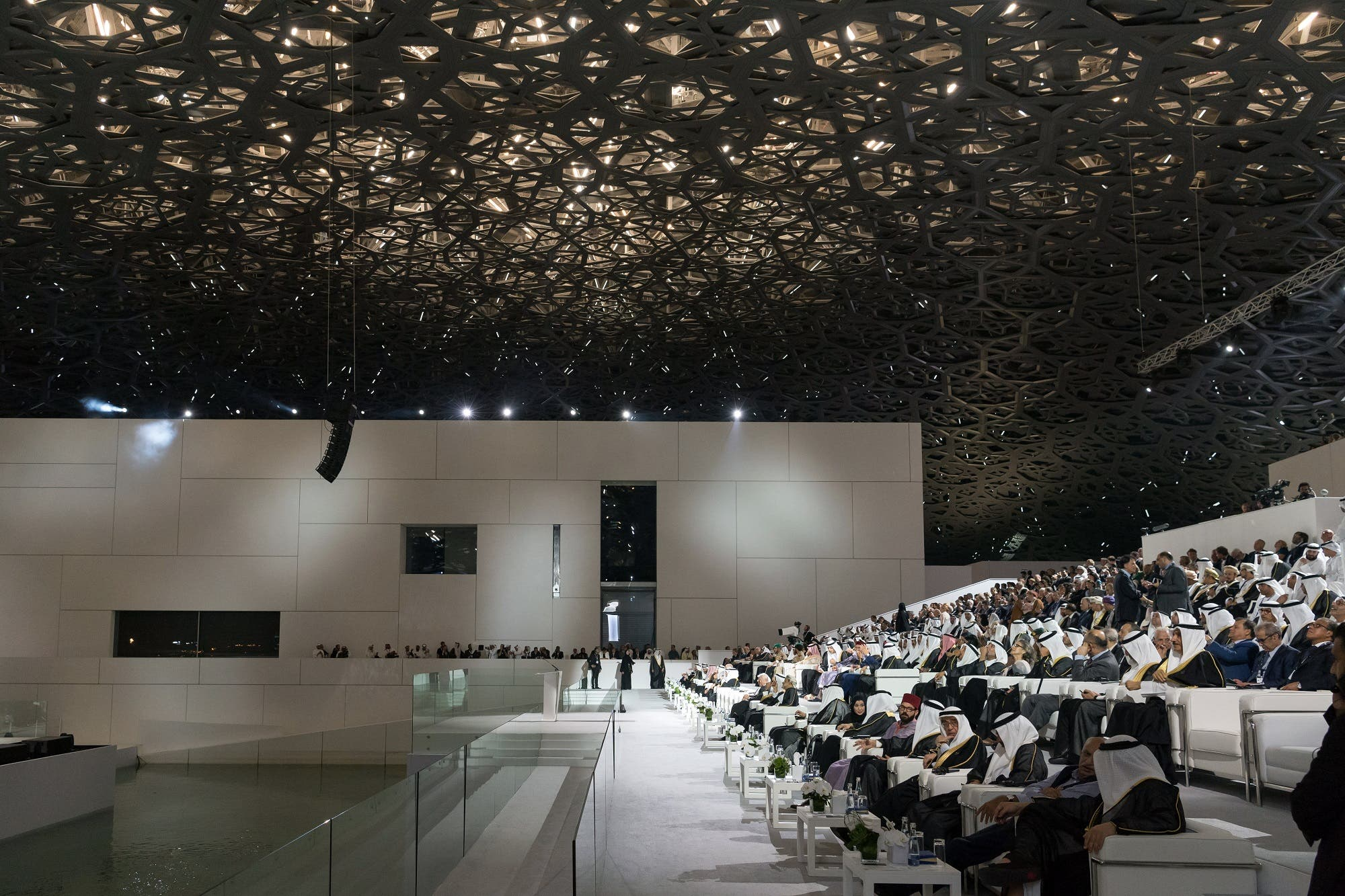 Louvre Abu Dhabi aims to redefine the traditional museum experience. (Supplied)
