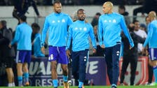 UEFA suspends Evra until June 2018 for kicking Marseille fan
