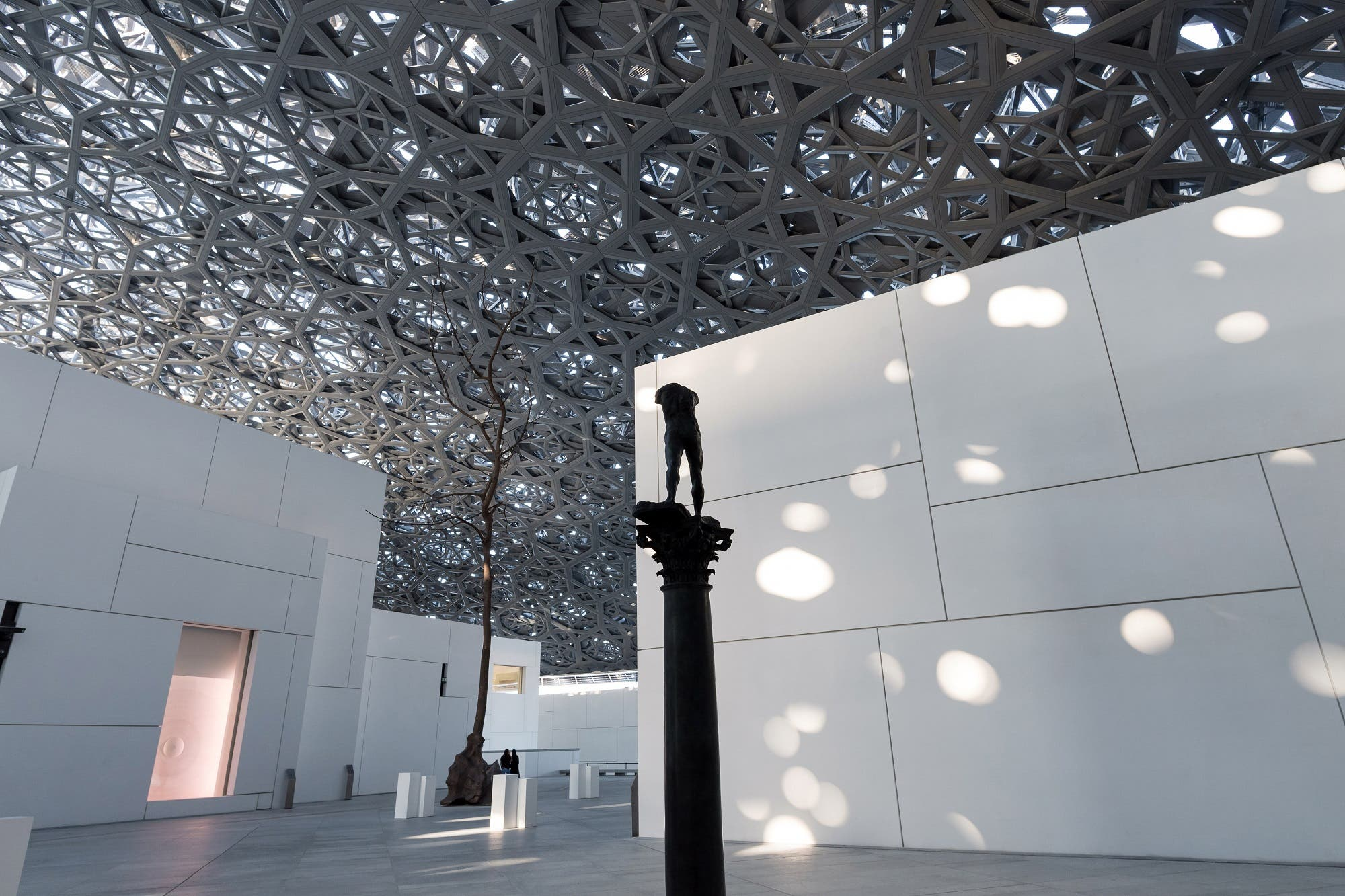 The Louvre Abu Dhabi, which officially opens to the public on November 11 has been ten years in the making. (Supplied)
