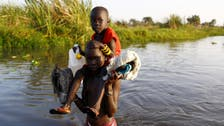 UN report: South Sudan's government using food as weapon of war