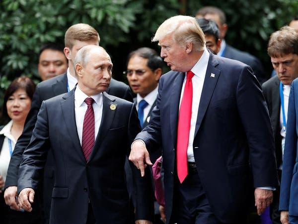 """بوتين يغازل ترمب: كيل الاتهامات له """"فبركات"""" تضر بأميركا"""
