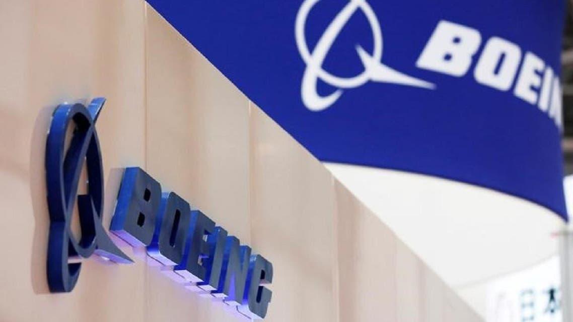 Boeing logo (Reuters)