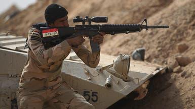 القوات العراقية تبدأ اقتحام آخر معقلين لداعش بالأنبار