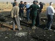 تحطم طائرة عسكرية إيرانية خلال التدريب ومقتل الطيار