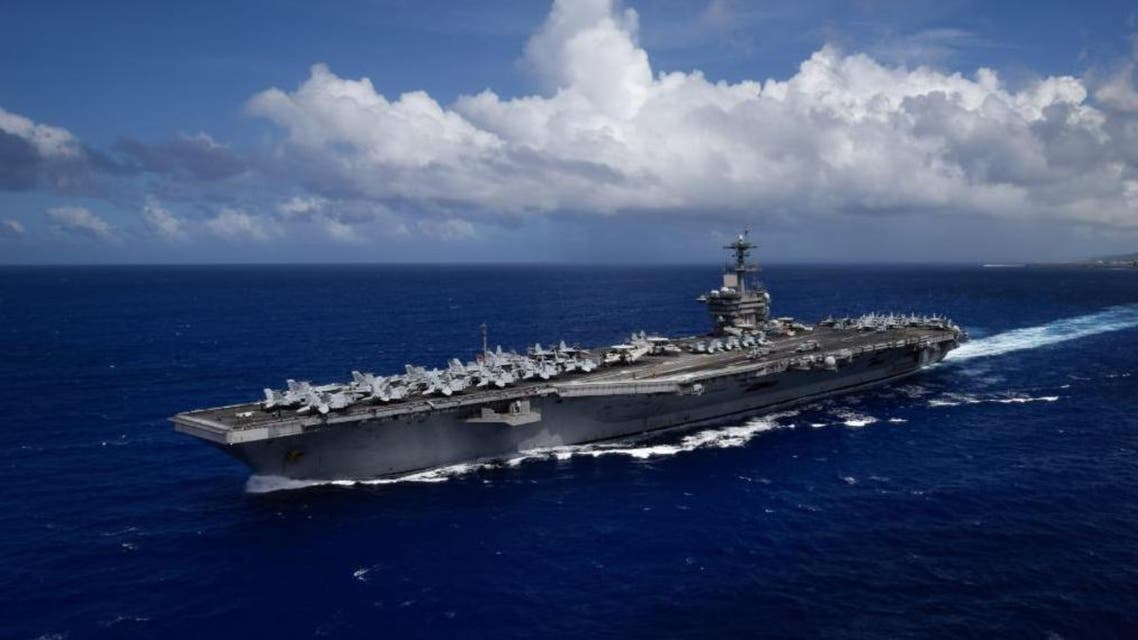 Three US Navy carrier strike force exercise to commence in Western Pacific