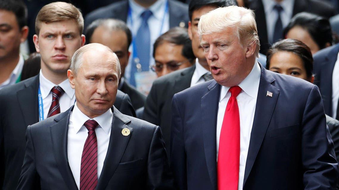 بوتين ترمب فيتنام