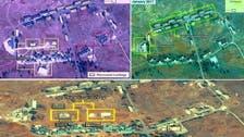 صور من الفضاء لواحة عسكرية تبنيها إيران في سوريا