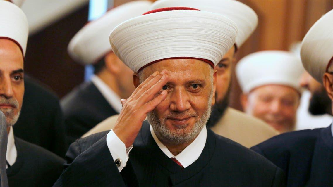 lebanon grand mufti reuters