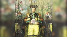Rare art from China's 19th century woman ruler come to US
