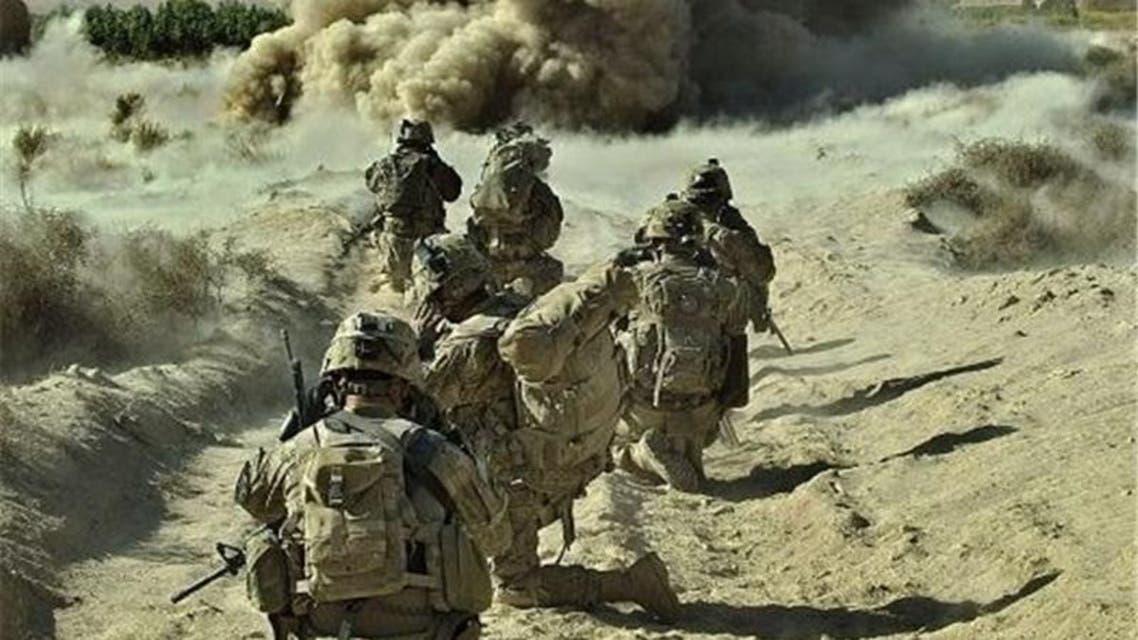 اداره ترامپ اجازه داد تا سربازان امریکایی سربازان افغان را در جنگ همراهی کنند