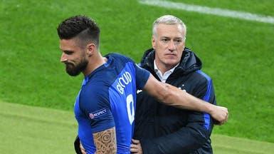الإصابة تقصي جيرو من قائمة منتخب فرنسا