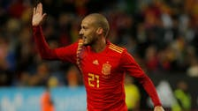Silva leads Spain's assault on Costa Rica