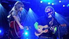 Taylor Swift, Ed Sheeran vie for best artist at MTV EMAs
