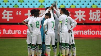 الأخضر الأولمبي يتوج ببطولة الصين الدولية