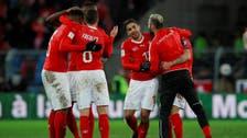 سويسرا تتأهل للمونديال عبر الملحق الأوروبي