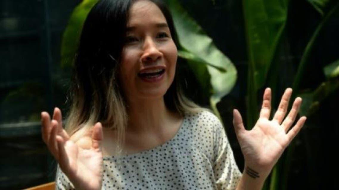 المغنية الفيتنامية
