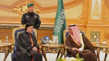 Lebanon's Maronite Patriarch arrives in Riyadh on first visit