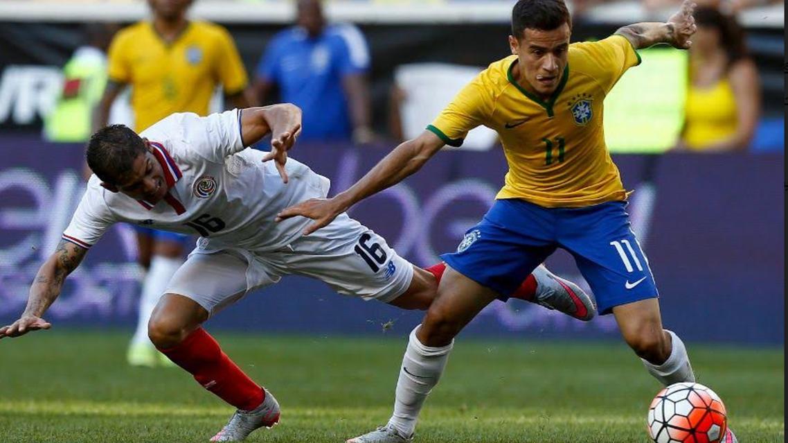 کوتینیو: صد درصد آماده بازی مقابل انگلیس هستم