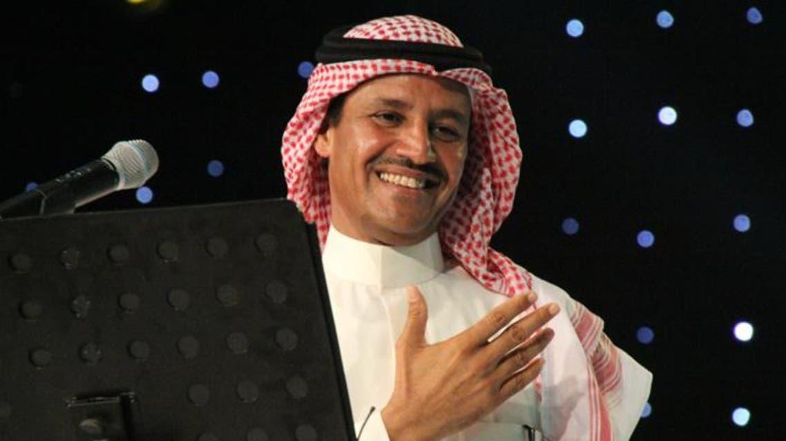 الفنان خالد عبدالرحمن