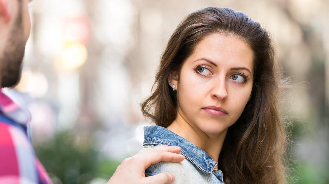Harassment. (Shutterstock)