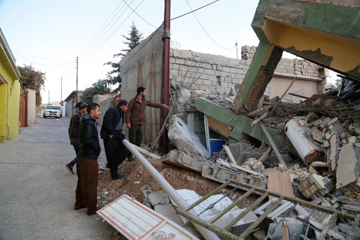 من السليمانية في كردستان العراق
