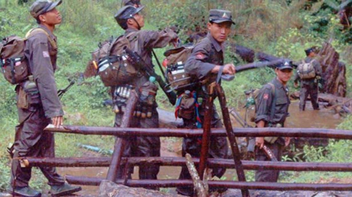 Burma army