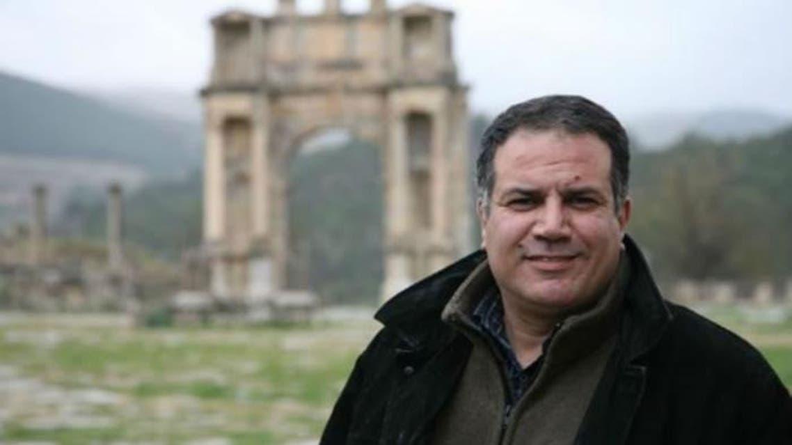 الصحافي الجزائري المتهم بالتخابر سعيد شيتور
