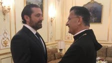 Maronite Patriarch says Hariri will be back, supports reasons for resignation