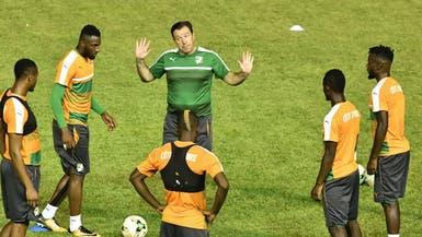 مدرب ساحل العاج يستقيل من منصبه بعد هزيمة المغرب