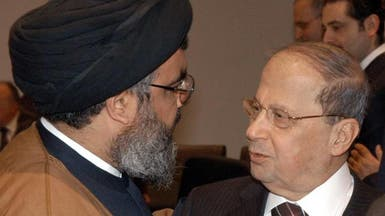 الرئيس اللبناني ينضم لحملة حزب الله التحريضية ضد الرياض