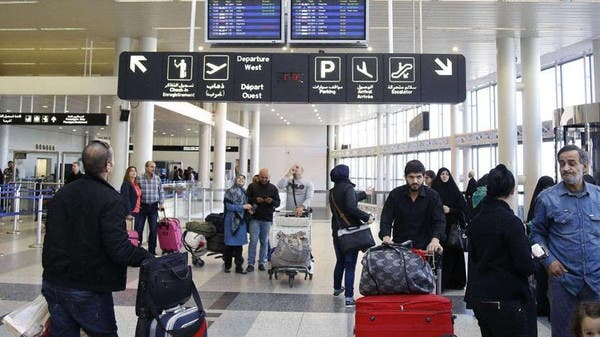مطار بيروت إلى الواجهة من جديد.. نفايات تصل تويتر!