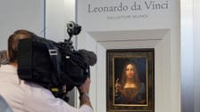 Rare painting of 'Christ' by Leonardo da Vinci auctioned in New York