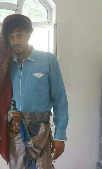 المختطف احمد الوهاشي الذي قتلته المليشيات تحت التعذيب في سجن بصنعاء