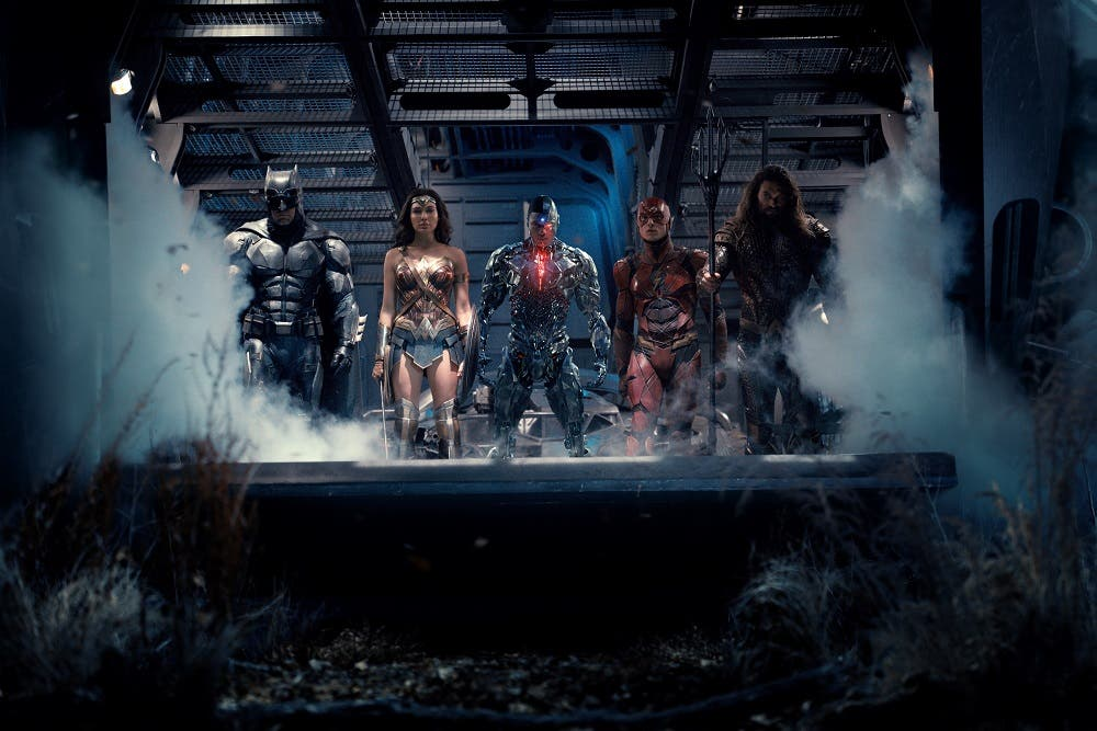 william justice league
