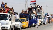 الحشد الشعبي يواصل منع نازحي صلاح الدين من العودة