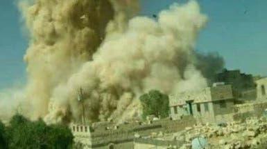 مواجهات عنيفة بين قبائل الحداء وميليشيا الحوثي في ذمار
