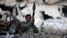 Libyan forces hit ISIS camp with air strike