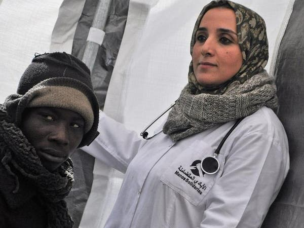 قصة طبيبة مغربية كرست وقتها خدمة للمهاجرين غير الشرعيين
