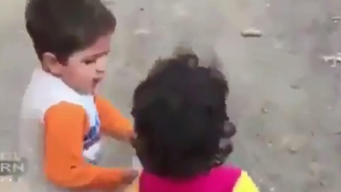 طفل في إيران