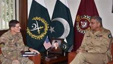 جنرل باجوہ نے سینٹ کام کے سربراہ کو افغانستان کے بارے میں کیا اہم بات بتائی؟