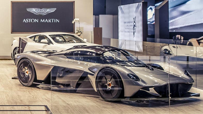 10 Must See Cars From The 2017 Dubai International Motor Show Al