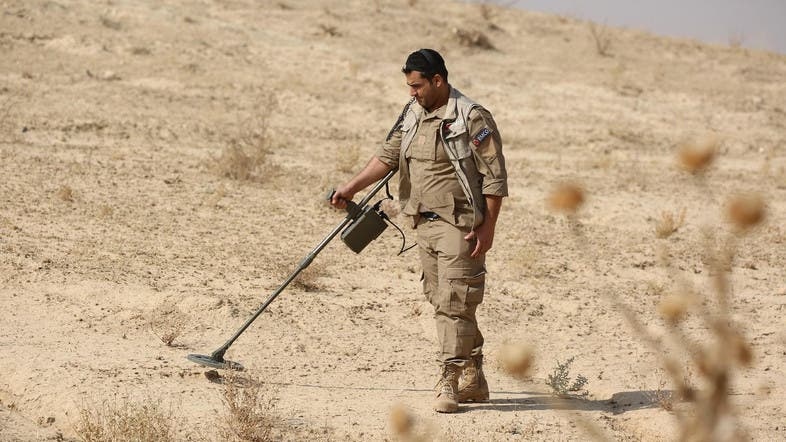 Germany to spend 10 mln euros to help clear mines in Syria
