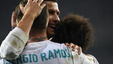 Rift between Ramos and Ronaldo resolved says Zidane
