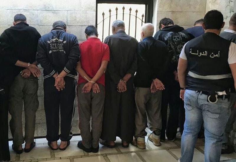 توقيف شبكة داعشية في لبنان - ارشيفية